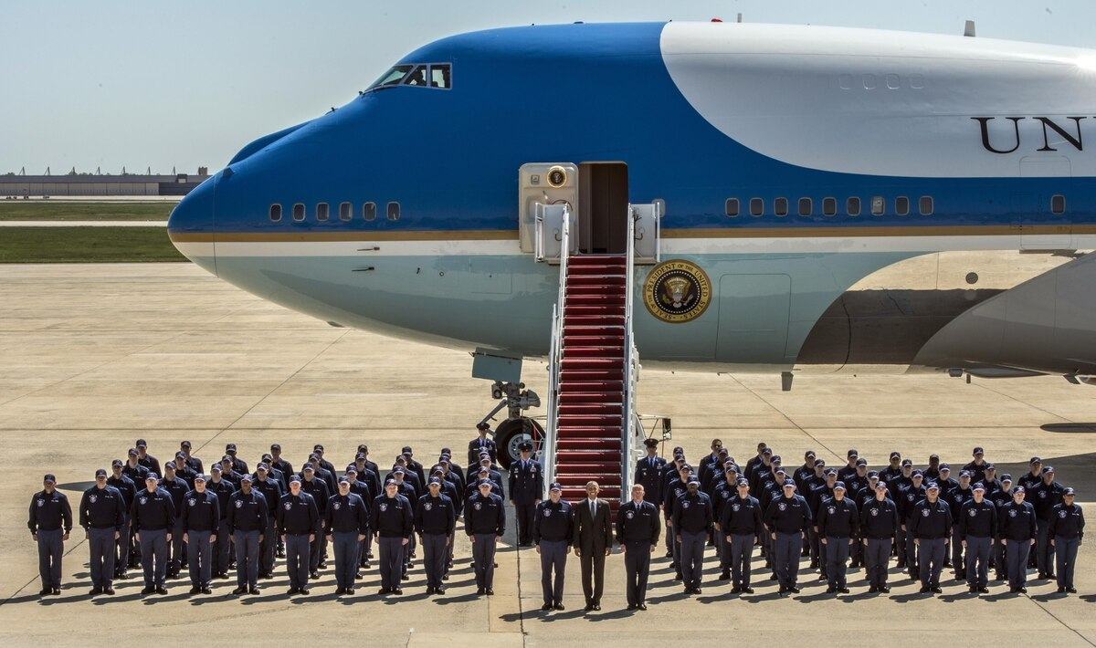 Boeing Lands 600m Contract To Design New Air Force Ones