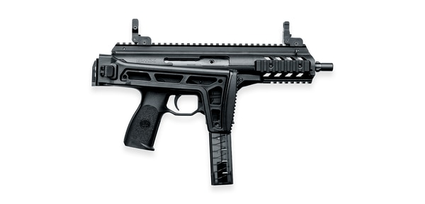 Beretta USA submitted the PMX Sub Compact Weapon, similar in design to the weapon featured here. (USA Corporation for Beretta)