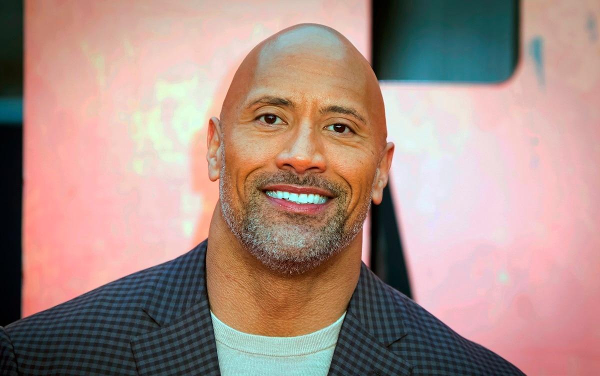 The Rock Calls Tank Named After Him Sexy Af Incites