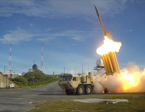 The systems will help the service to see electronically through enemy radar and missile systems.