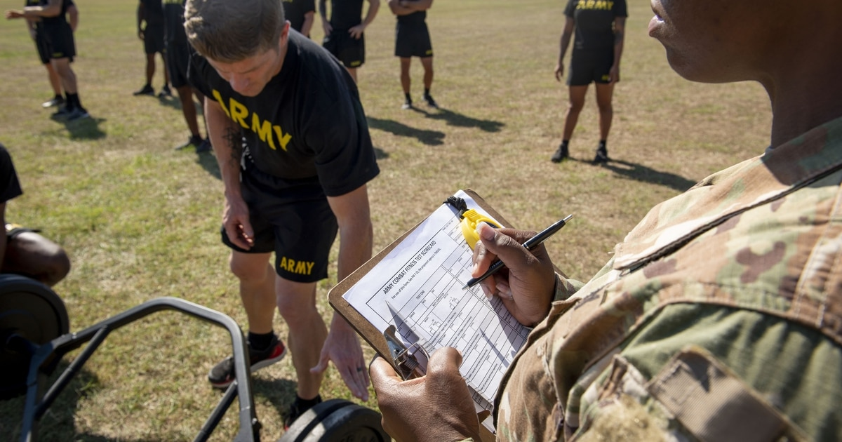 Army releases ACFT mobile app that calculates scores, personalizes workouts