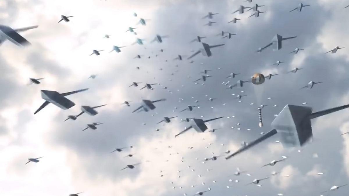 """Kết quả hình ảnh cho uav swarm"""""""