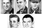 5 members of World War II bomber crew being buried together at Arlington