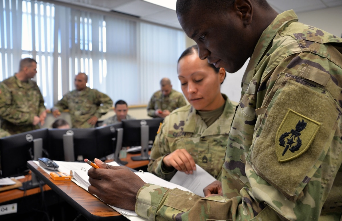 Mandatory writing test for NCOs to launch Oct  1