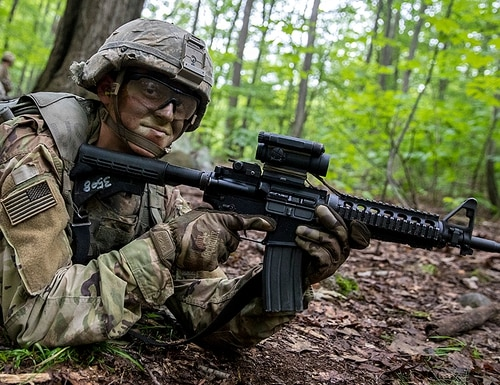 The Army just selected three companies to build prototype Next-Generation Squad Weapons to replace some M4 rifles and M249 SAW machine guns. (Army)