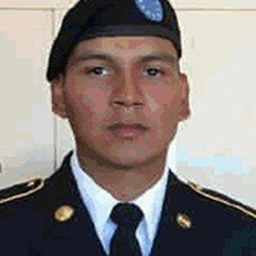 Pvt. John Martinez was found unresponsive and later pronounced dead Aug. 19, 2017, on Fort Riley, Kan. (Army)