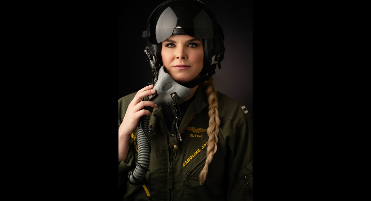 Jet Girl: One woman's story fighting ISIS in the cockpit ...