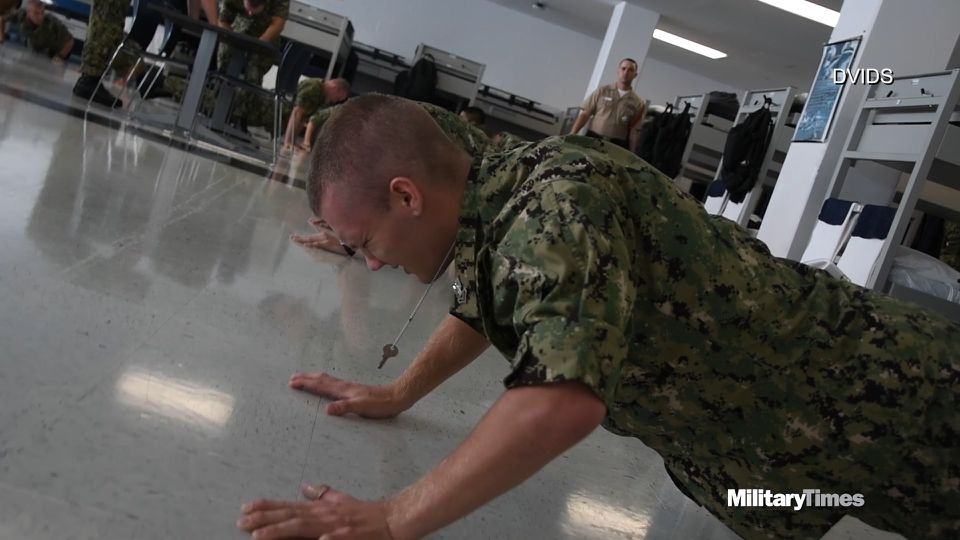 Navy sees recruiting challenges on the horizon