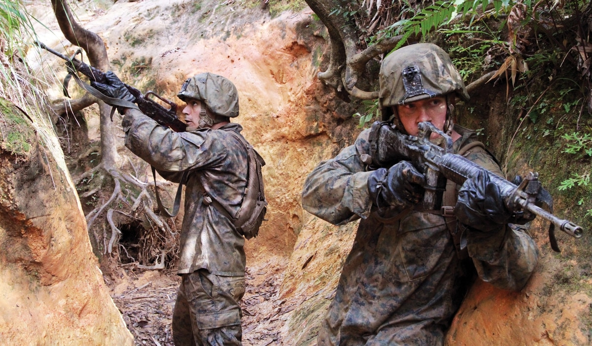 Marines to test new fast-drying tropical uniforms, boots in