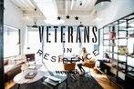 Collaborative work spaces for vet entrepreneurs