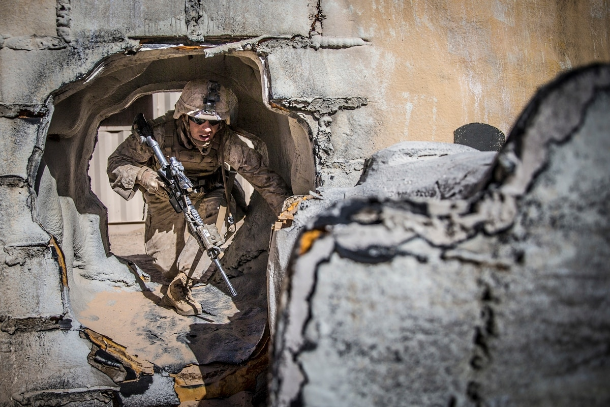 How This Urban Warfighting Experiment Could Transform How Marines