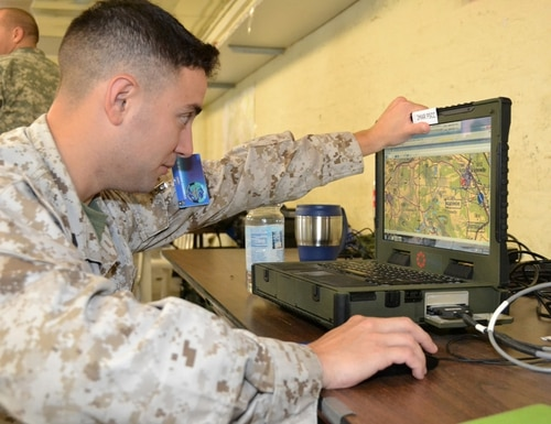 New tactical cyber defense teams still require defensive cyber kits. (U.S. European Command)