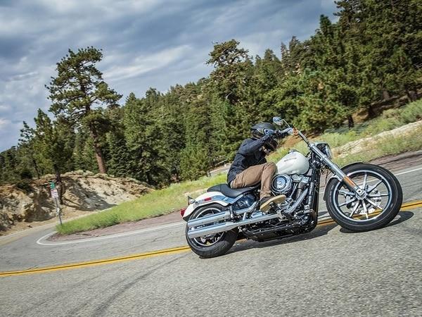 2018 Harley-Davidson Low Rider (courtesy of Harley-Davidson)