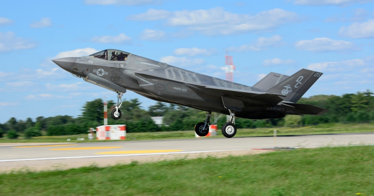 Bad data in F-35 logistics system resulting in lost missions