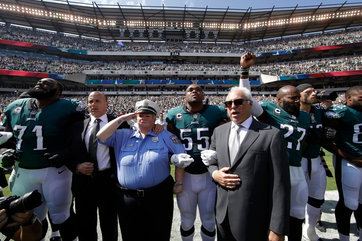 803f6c31 VFW, American Legion slam NFL players for anthem protests