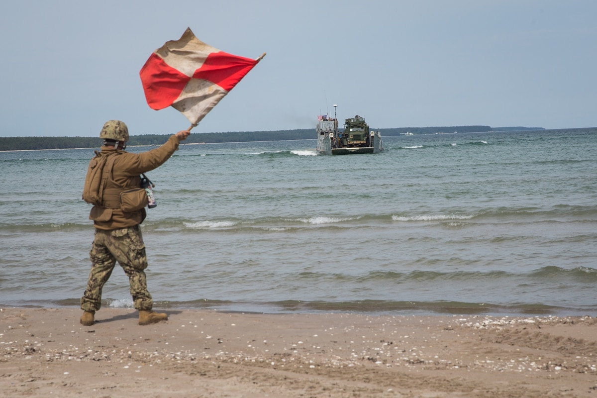 Military exercise BALTOPS kicks off along Estonia's coast