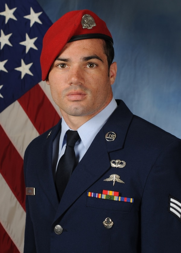 Staff Sgt. Cole Condiff, 29 (Air Force)