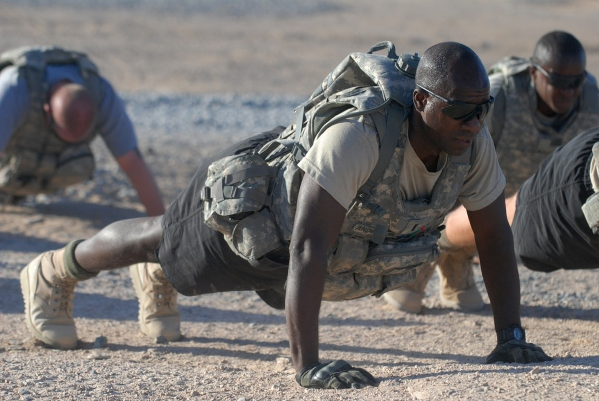 Want To Fix Military Fitness Start With A Four Letter Word
