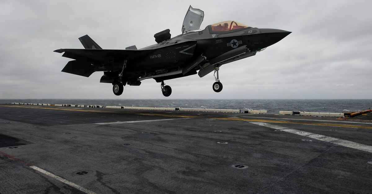 Republicans press for F-35 fighter jet sale to Taiwan