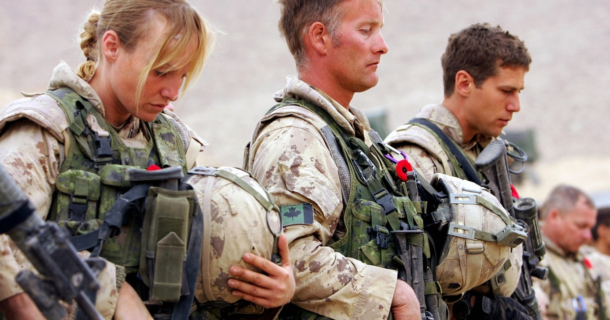 Canadian military wants to attract women recruits by shortening, tightening its uniform skirts