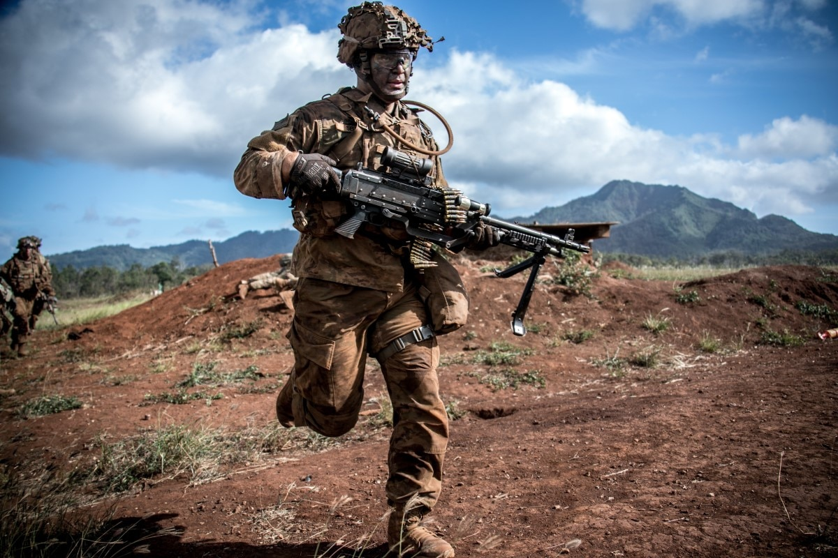 Taking Infantry To The Next Level This Task Force Is