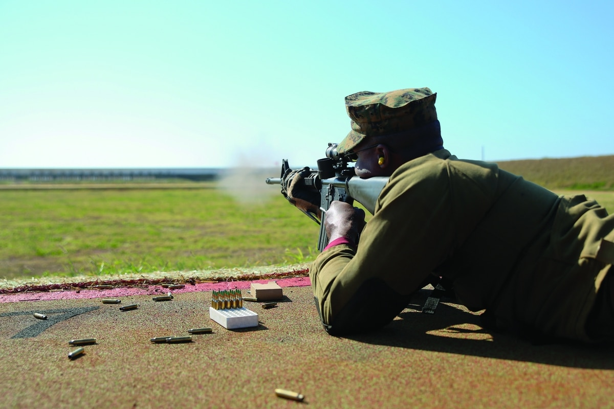 Marines in Hawaii see huge drop in rifle-qual failures