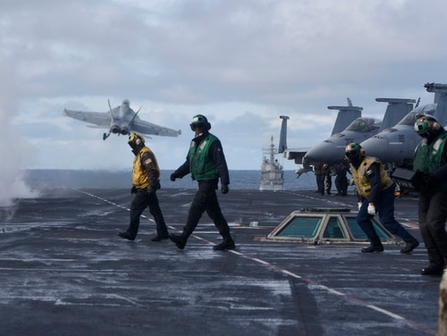 The Pentagon will to cut its oldest aviation assets to improve readiness. (MC2 Anthony Flynn/Navy)