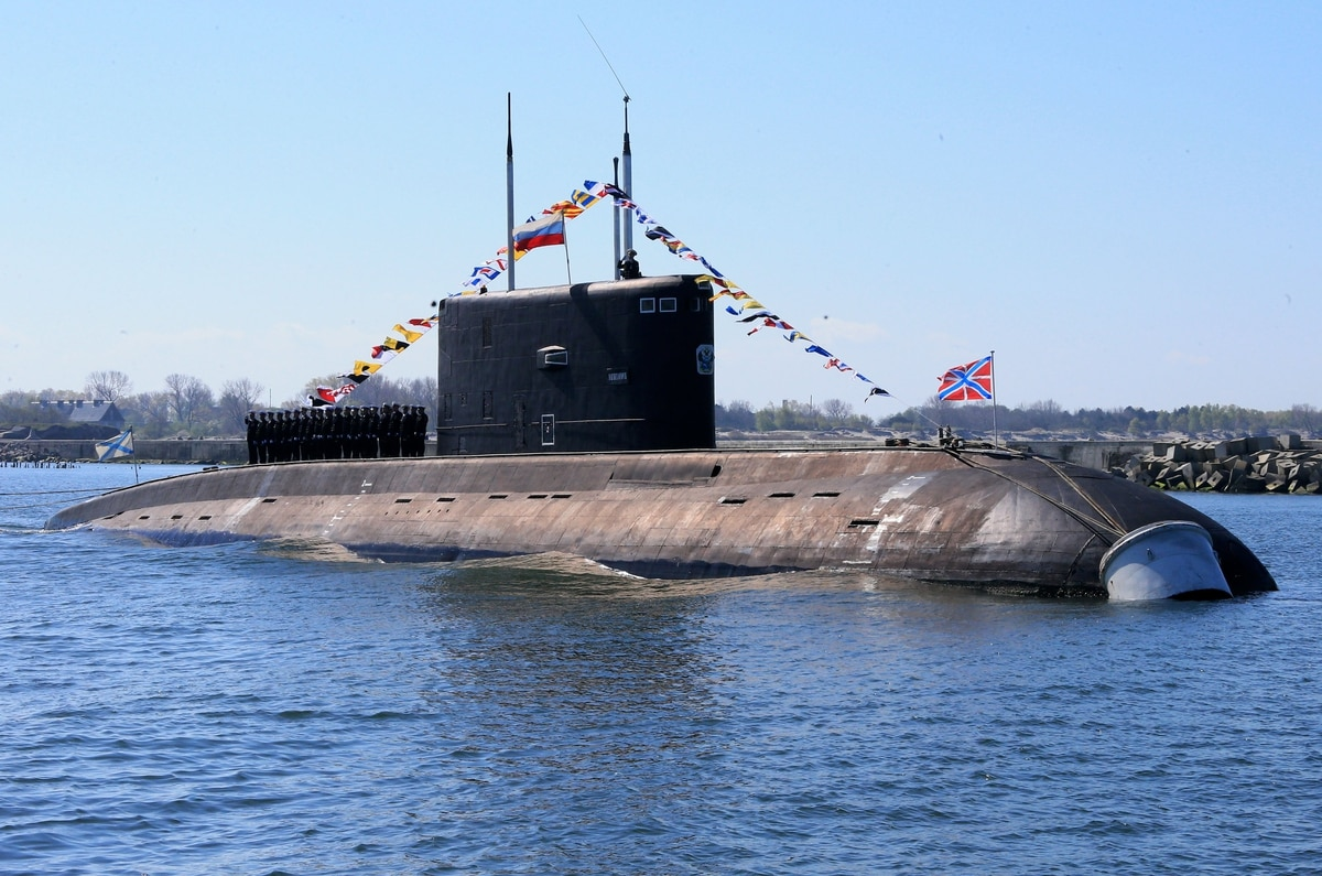 Navy grapples with Russian threats to undersea cables