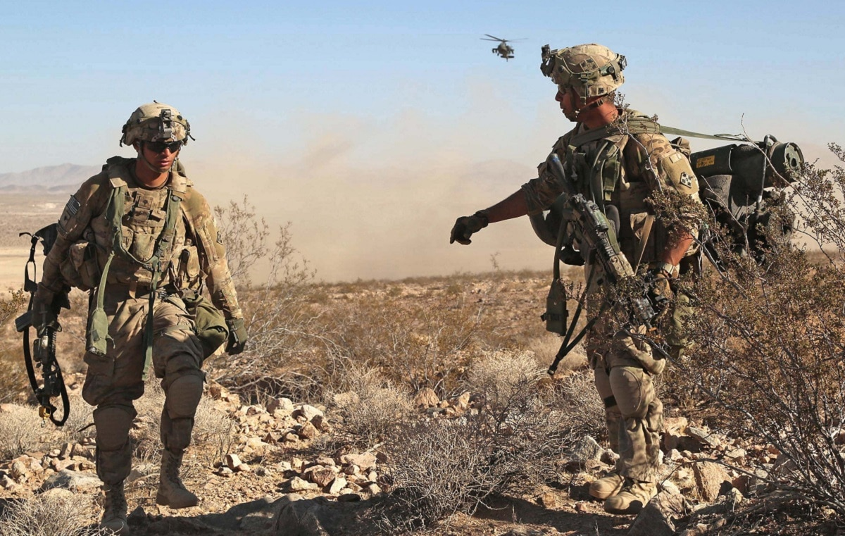 Army announces upcoming deployments to Afghanistan, Korea