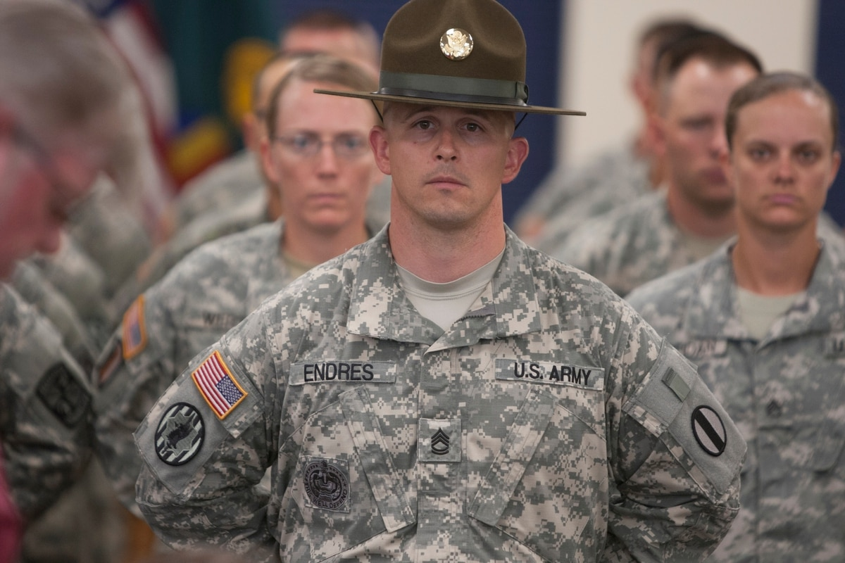 Army's drill sergeant, AIT platoon sergeant requirements