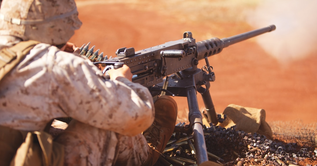 Marine Corps to shell out $10M for lightweight polymer .50 caliber ammunition