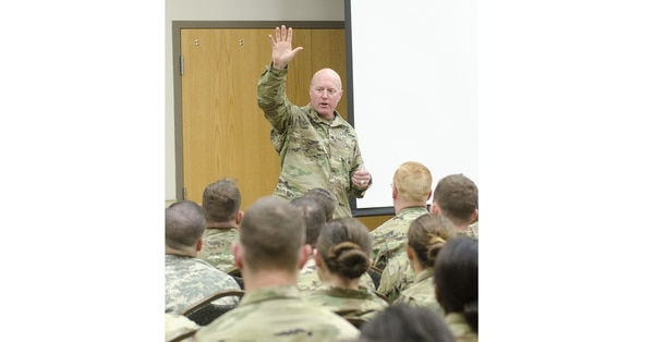 The Army is investigating allegations that Army Col. John Murphy, the 101st Airborne's division chaplain, and his staff discriminated against Jewish soldiers at Fort Campbell, Ky. (Leejay Lockhart/Army)