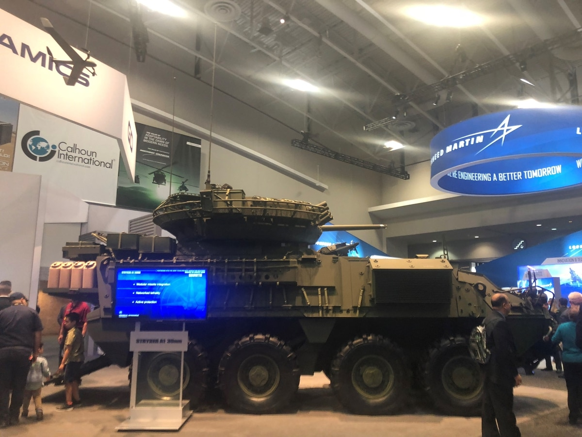 General Dynamics, AeroVironment join forces to give combat vehicles