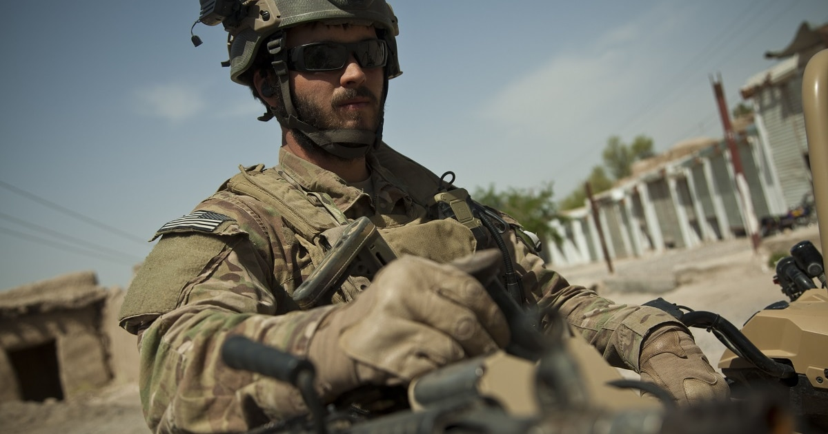 SMA: No final decision on beards for all soldiers
