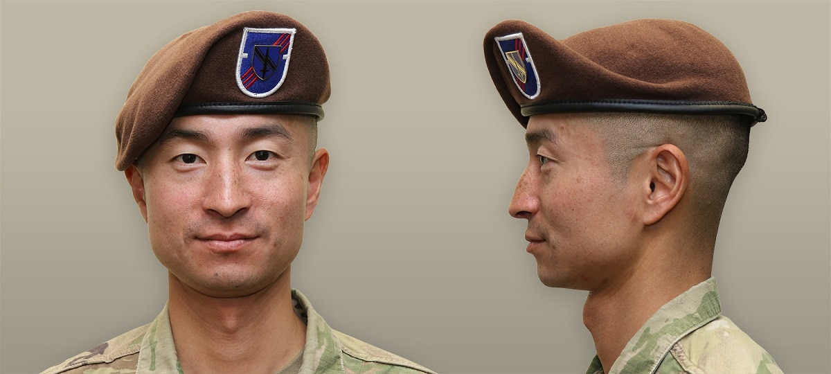 It's official: Army unveils brown beret, new patch for