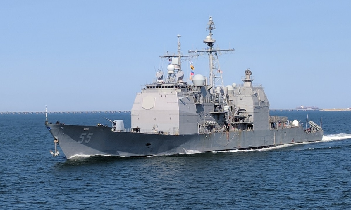 The Us Navys Fleet Is Getting Old It Might Get A Lot Older