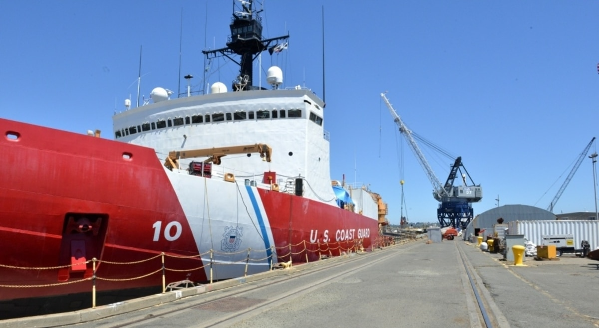 is the coast guard s icebreaker project doomed