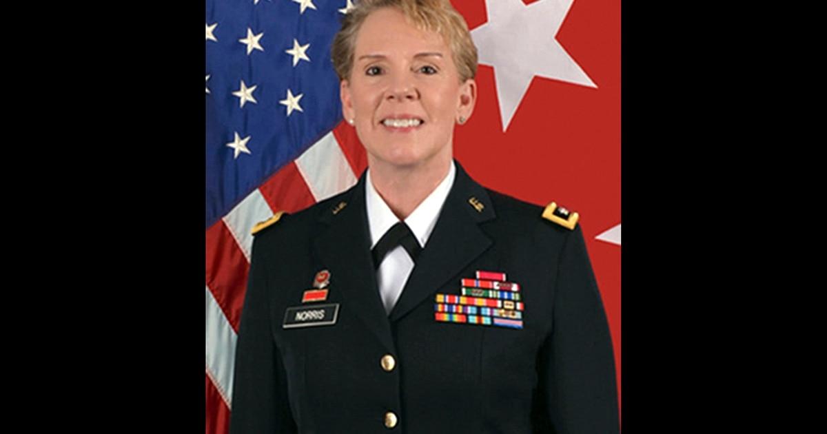 Texas just got its first female adjutant general