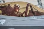 Meet the first female Marine F-35B pilot