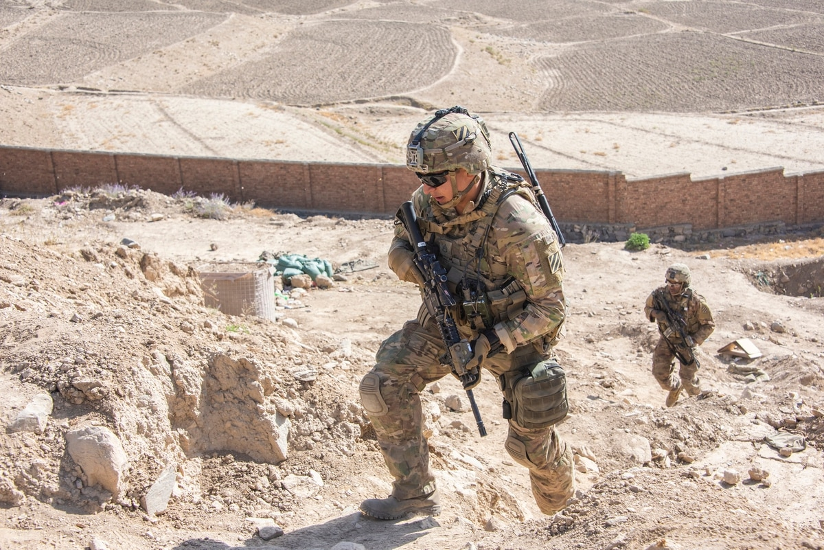 Report: The US has a plan to draw down troops in Afghanistan