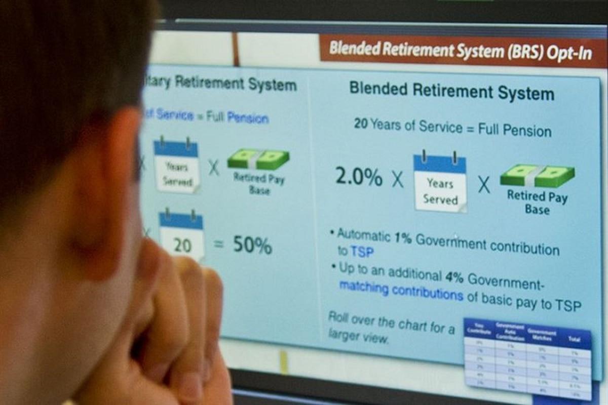 New retirement system's retention bonus will be lowest