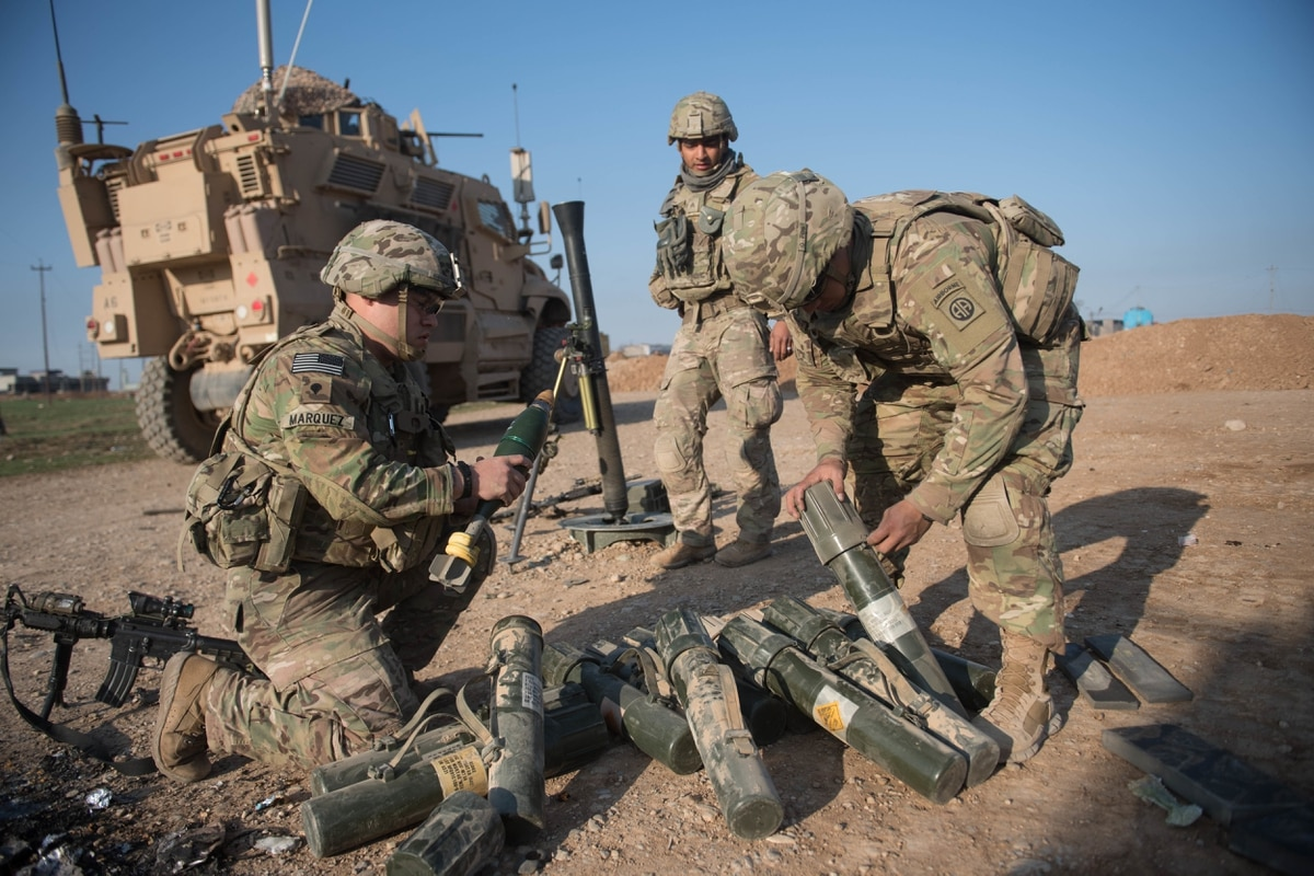 Another escalation in Iraq: U.S. Army sends new reinforcements to ...