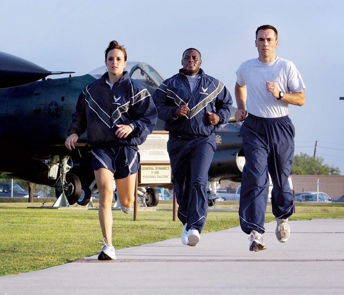 Gender neutral fitness test for all? Air Force considering