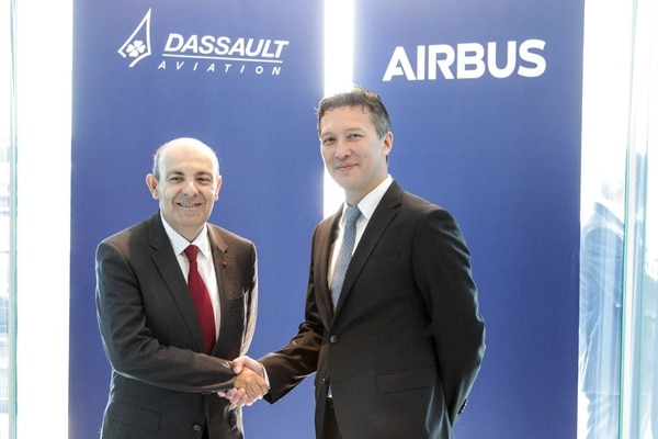 Airbus and Dassault Aviation have joined forces to develop and produce Europe's Future Combat Air System. (Airbus Defence and Space)