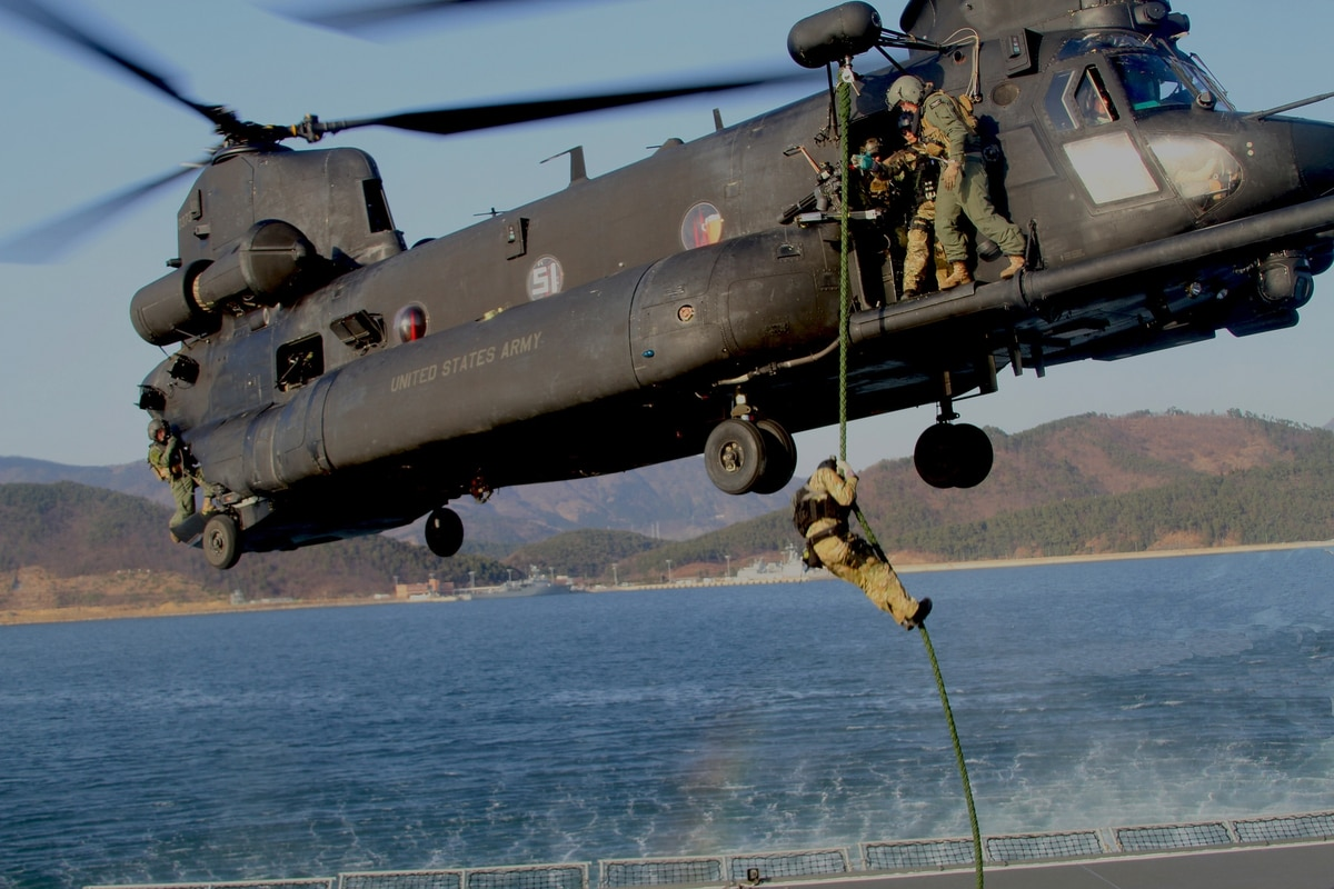 Navy proposes expanding SEAL training activities in Hawaii