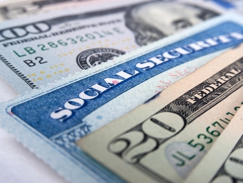 President Donald Trump recently signed into law legislation linking cost-of-living increases in veterans benefits to the annual Social Security boost. (Stock photo)