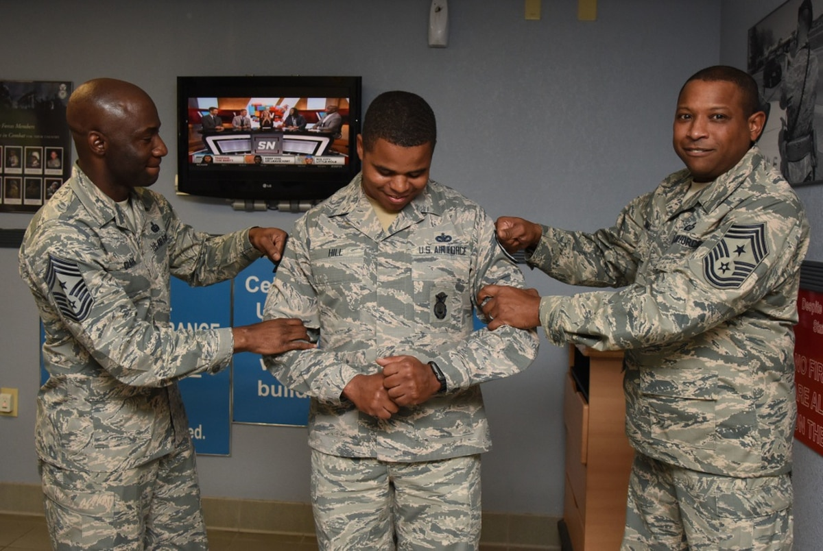 Tech sergeant promotions are out  Is your name on the list?