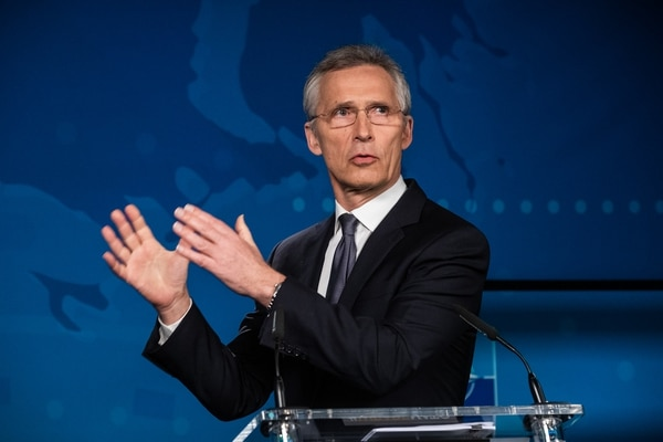 NATO leaders are prioritizing new strategies related to artificial intelligence and data computing.