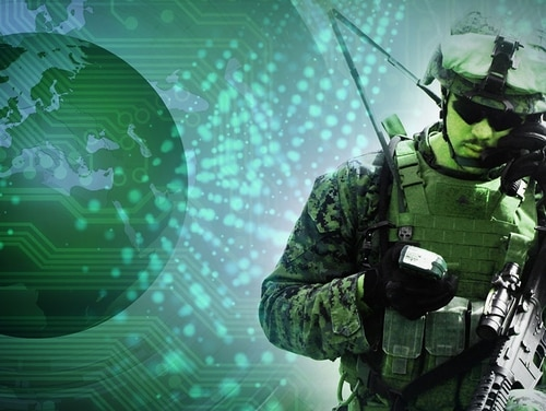 The Pentagon's Joint Enterprise Defense Infrastructure cloud has been delayed for years. (Jennifer Gonzalez/Marine Corps)