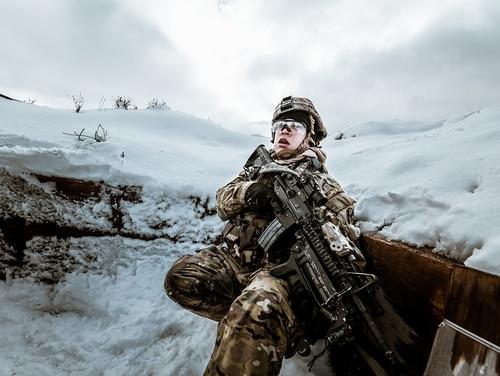 Poland moves one step closer to a permanent U.S. base. (Sgt. Arturo Guzman/Army)